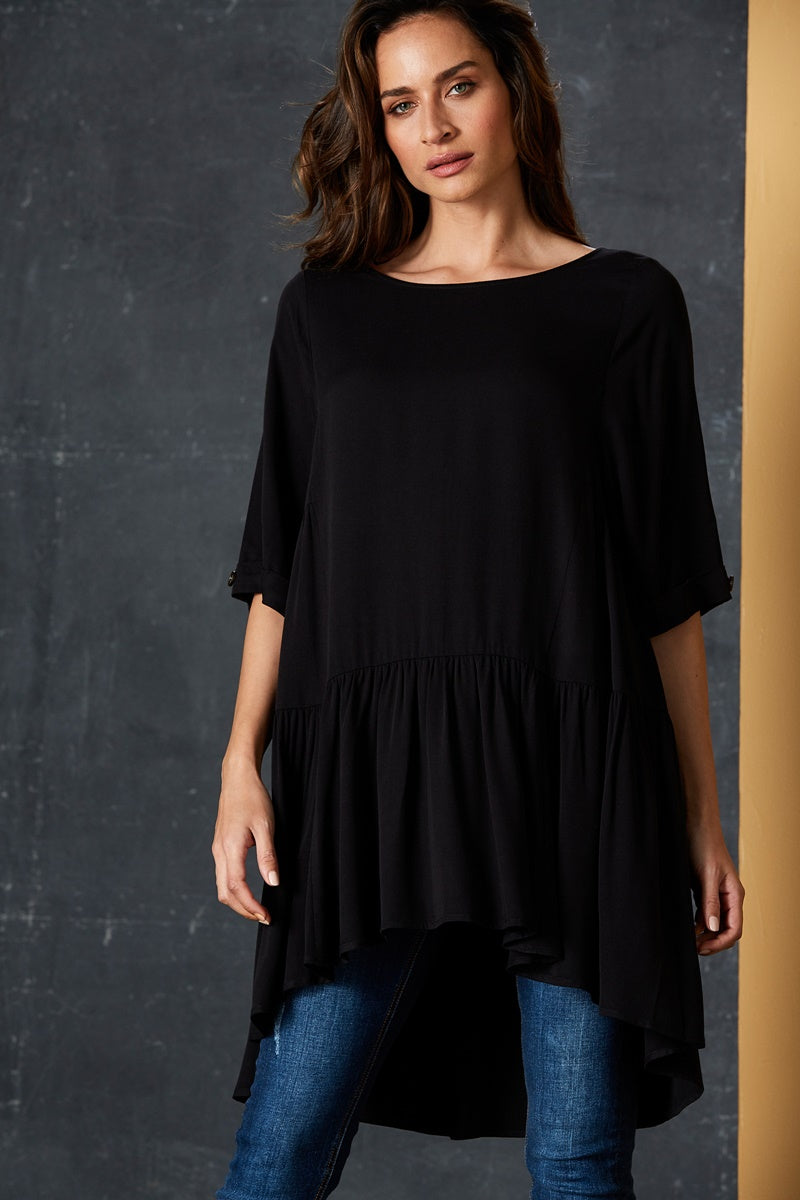 Eb & Ive - Getaway Top - Black