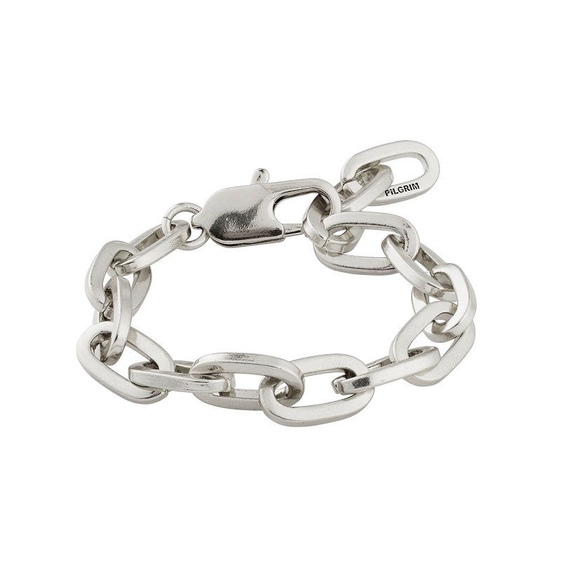 Pilgrim - Tolerance Bracelet - Silver Plated