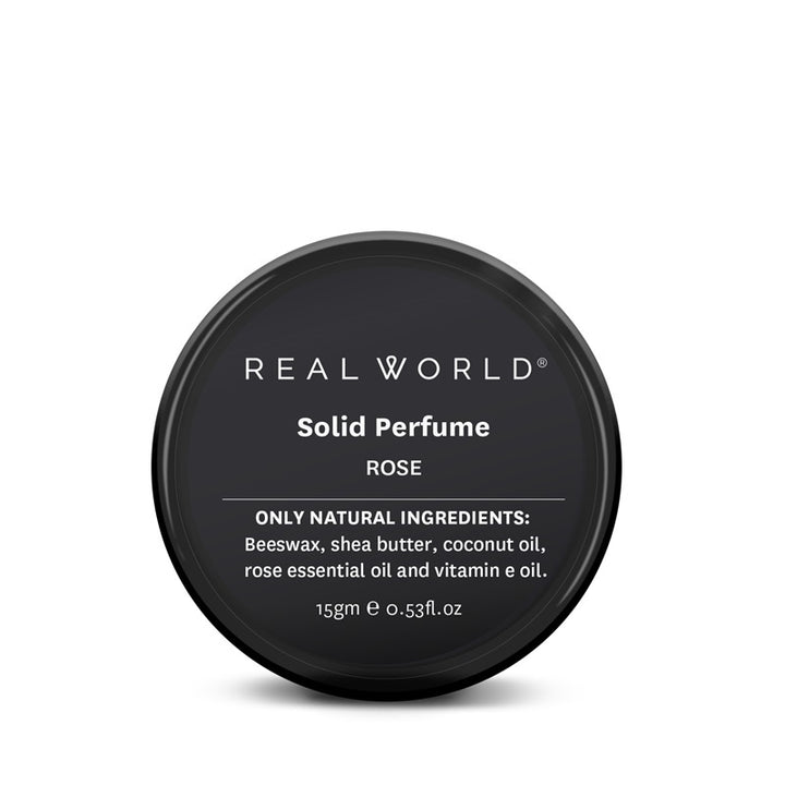 Real World - Solid Perfume - Rose
