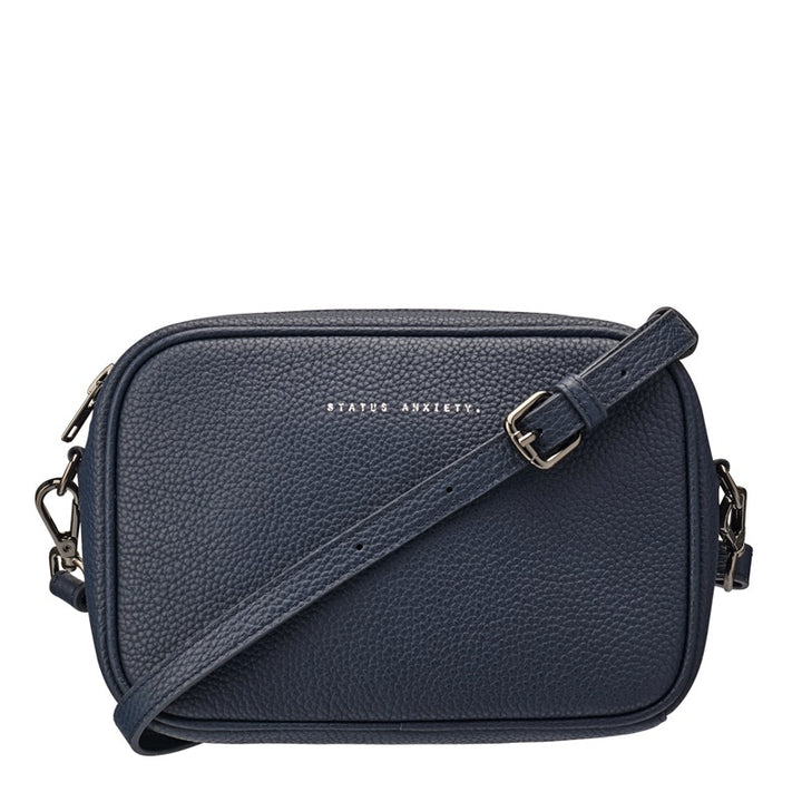 Status Anxiety - Plunder Bag - Navy Blue