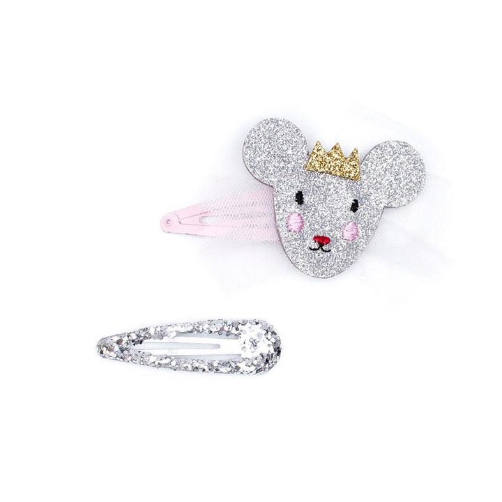 Billy Loves Audrey  - Princess Mouse Clip Duo