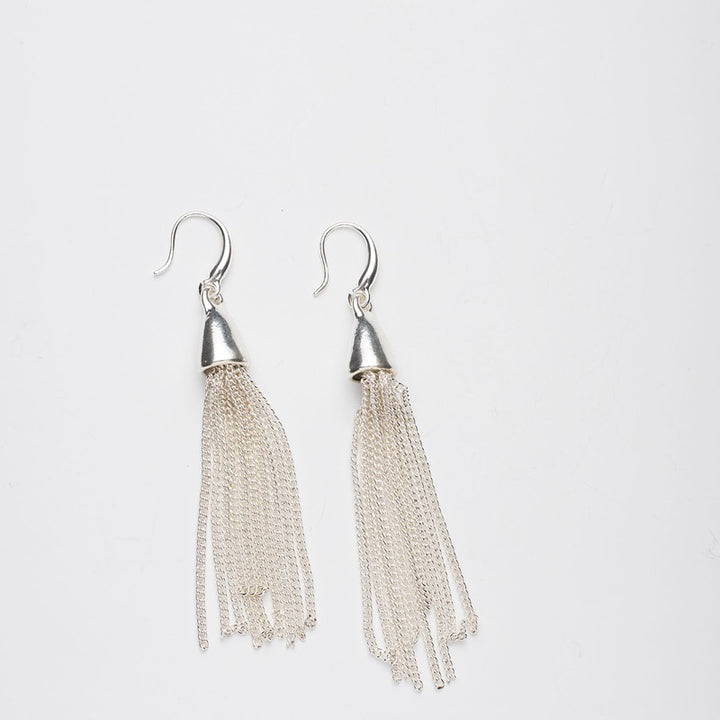 Stilen - Tassel earrings