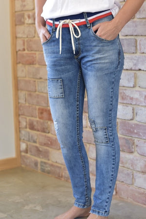 Style Laundry - Skinny Jeans Blue