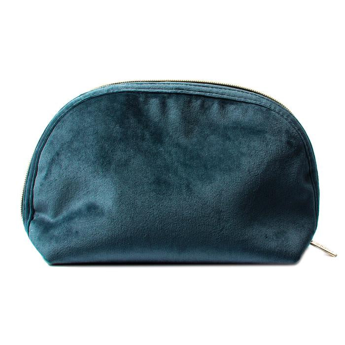 Tonic - Luxe Velvet Pouch - Teal