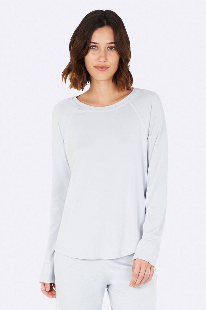 Boody - Goodnight Raglan Sleep Top - Dove