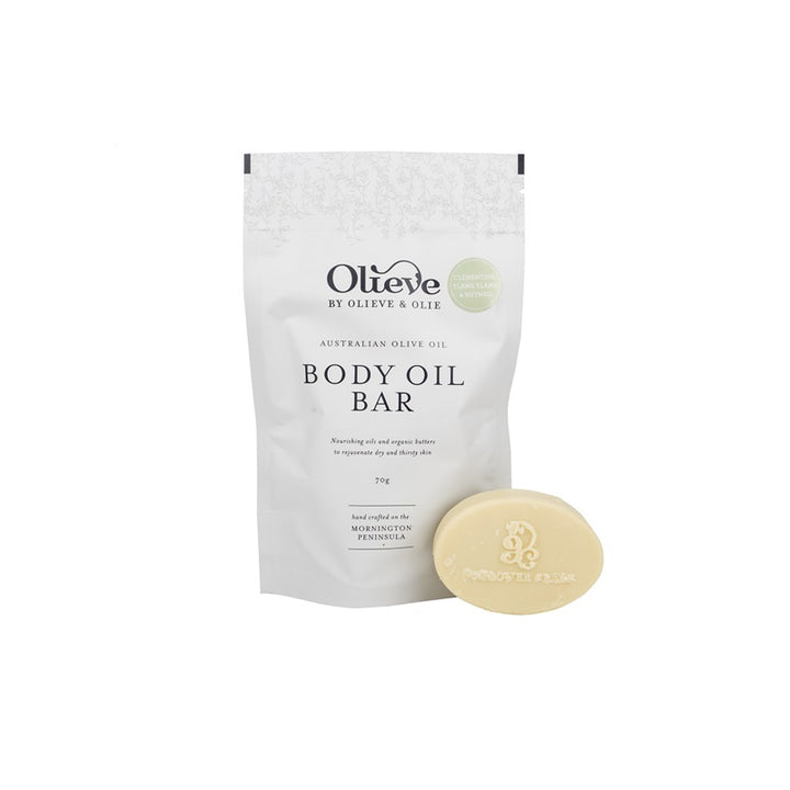 Olieve & Olie - Body Oil Bar - Clementine, Ylang Ylang & Nutmeg