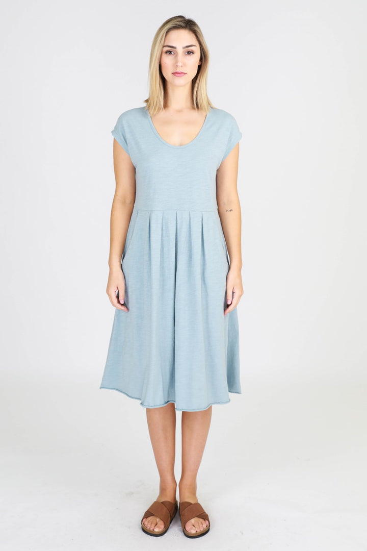 3rd Story - Evelyn Dress - Mint