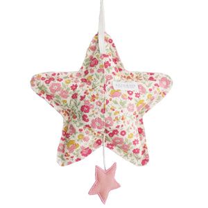 Alimrose - Star Musical Blush Linen & Rose Garden