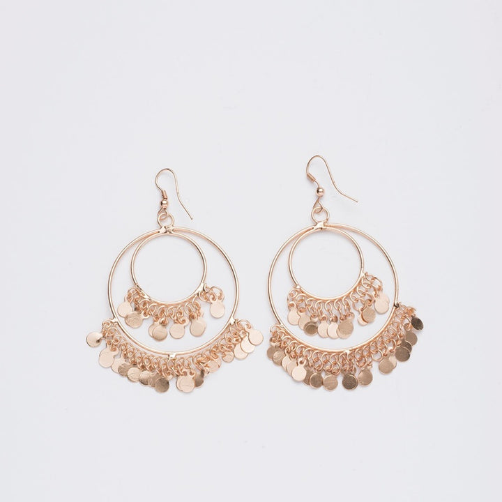 Stilen - Ruby Earrings