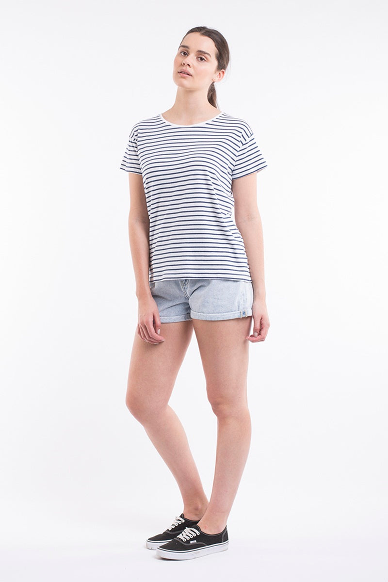 Silent Theory - Polly Stripe Tee