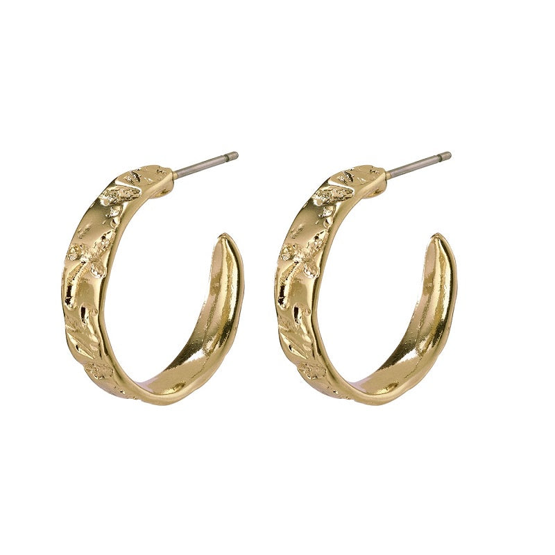 Pilgrim - Compassion Earrings - Gold Plated