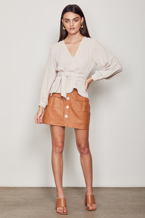 Wish - As It Goes Blouse - Natural