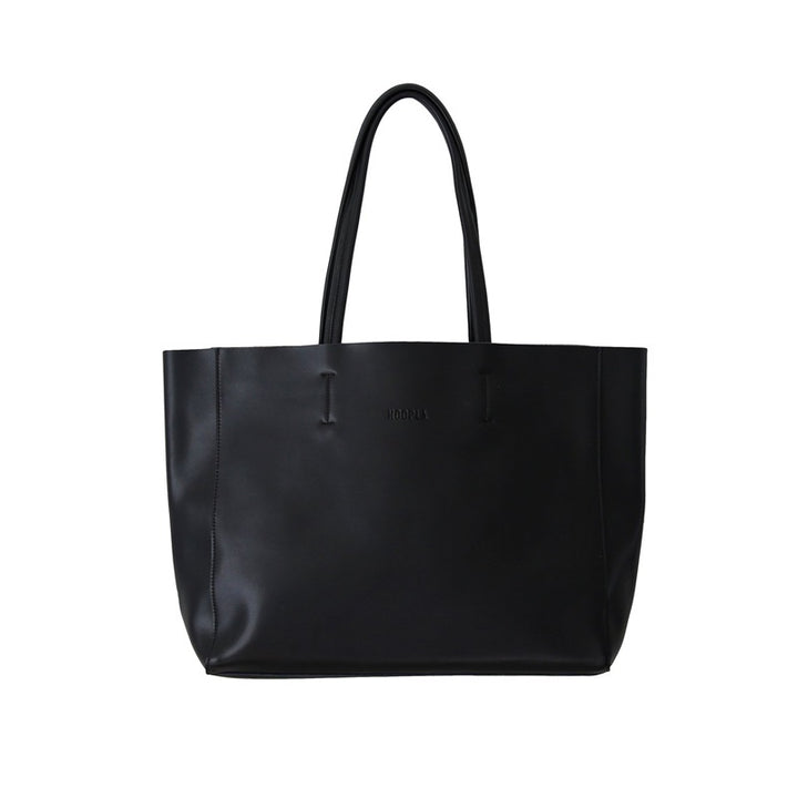 Hoopla - Large Landscape Tote - Black