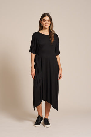 Eb & Ive - Oprah Dress - Onyx