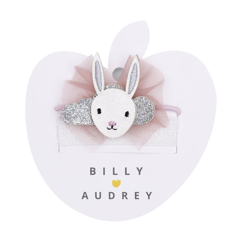 Billy Loves Audrey - Dreaming Bunny Hair Elastic Duo