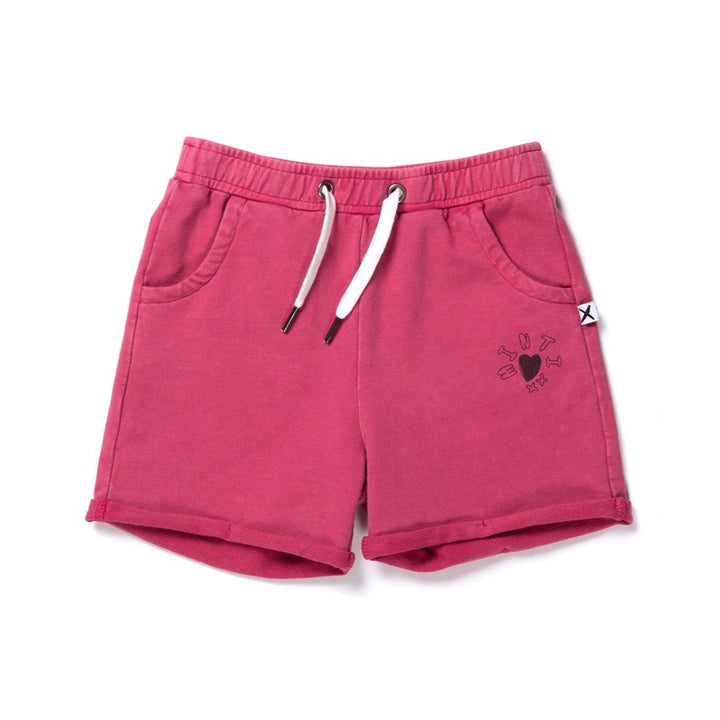 Minti - Play Short - Raspberry