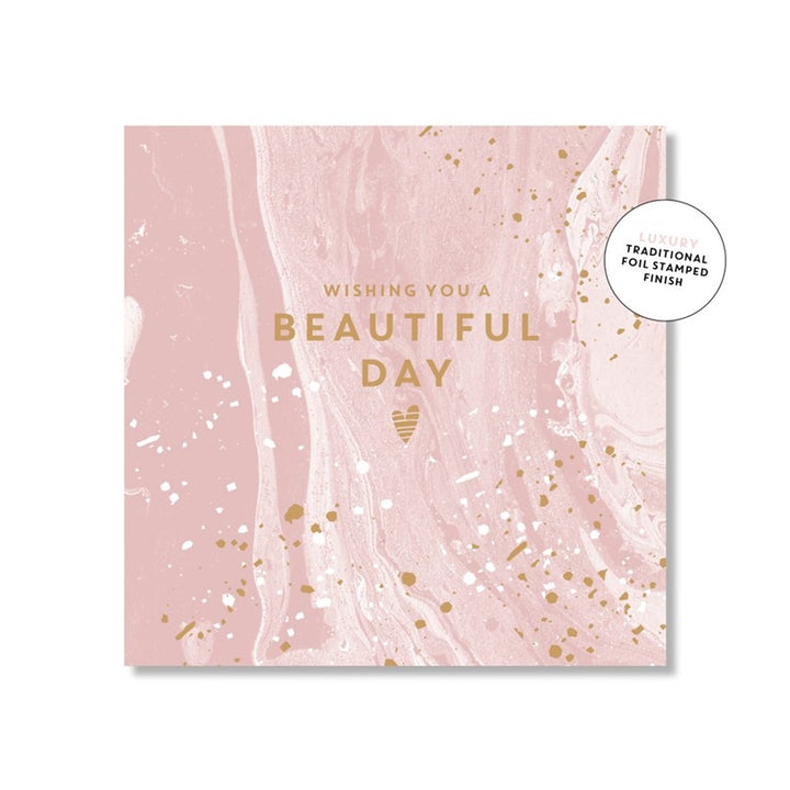 Just Smitten Mini Gift Card - A Beautiful Day