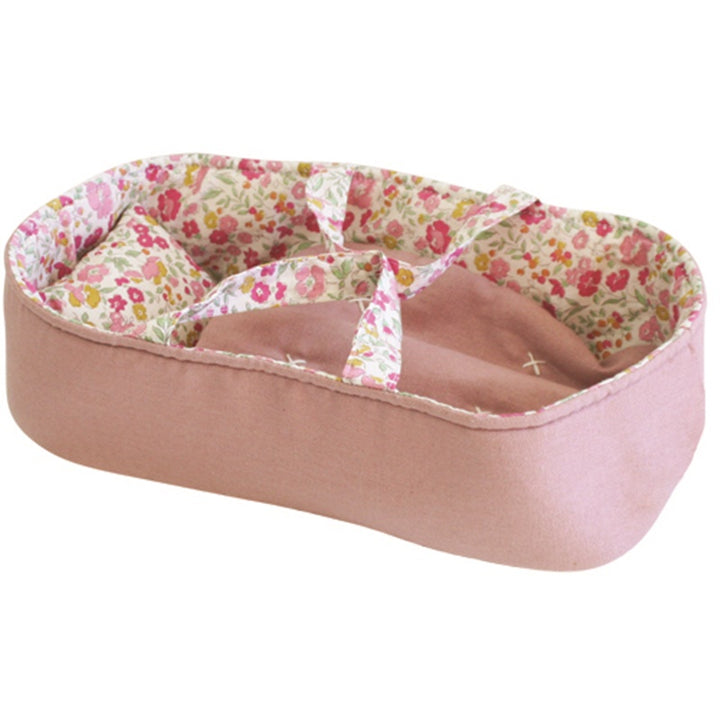 Alimrose - Playtime Doll Carrier Set - Floral Print