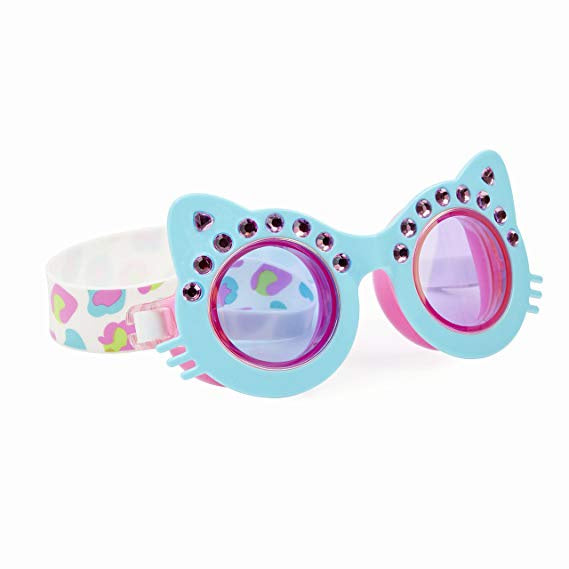 Bling2O - Kitty Pool Solid - Cat Benetar Blue