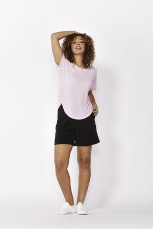 Betty Basics - Adelaide Tee - Petal