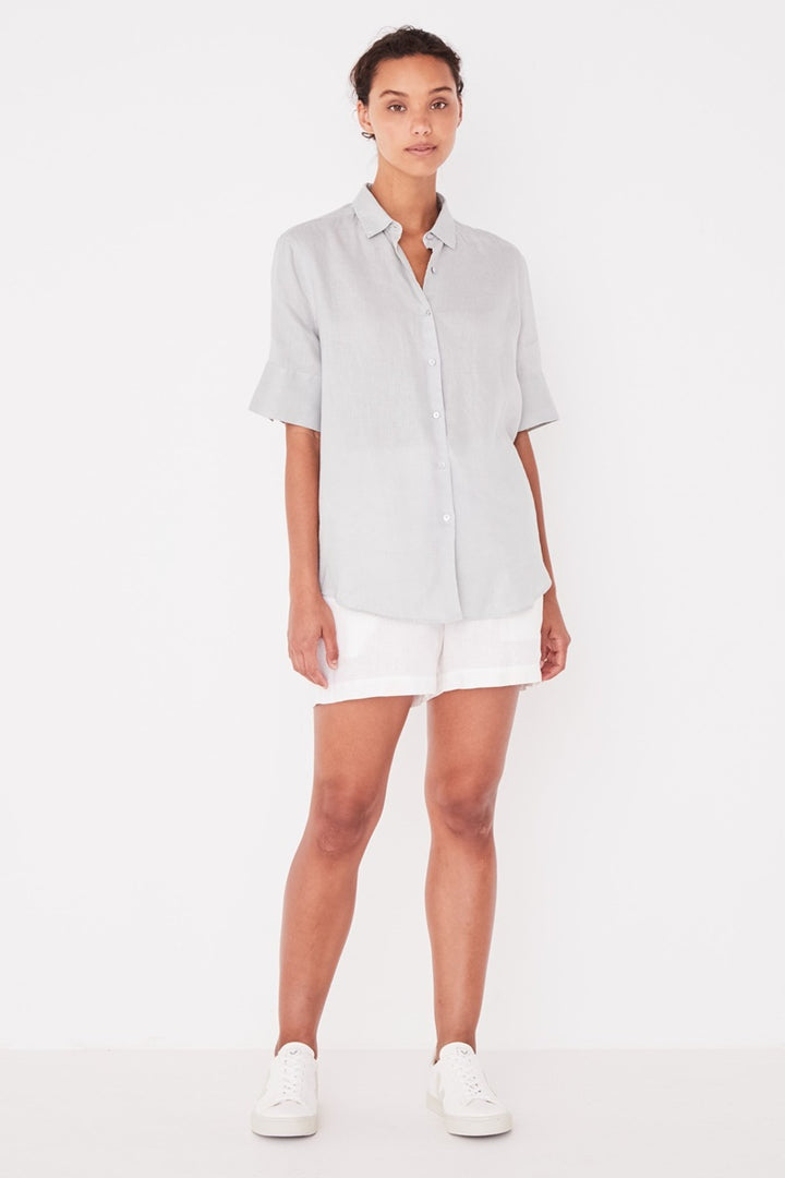 Assembly Label - Short Sleeve Shirt - Seafoam