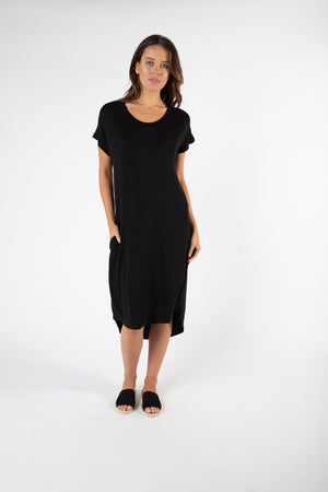 Betty Basics - Avalon Dress - Black