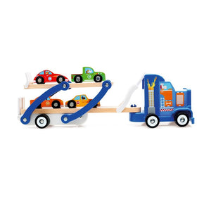 Scratch - On the Road Car Transporter - Contiloop