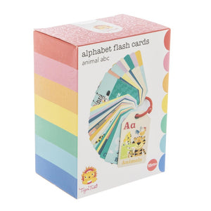 Tiger Tribe - Flash Cards ABC