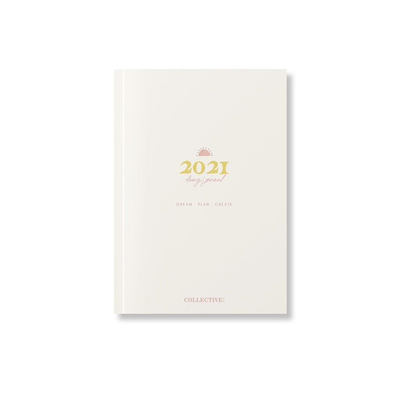 Collective Hub - 2021 Diary Journal