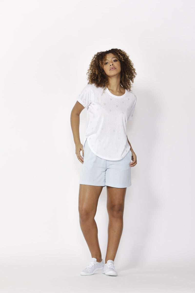 Betty Basics - Adelaide Tee - White