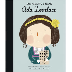 Ada Lovelace, Little People, Big Dreams