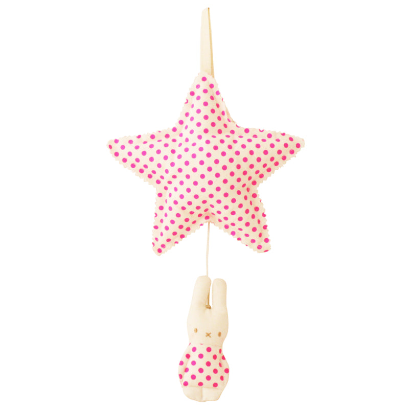 Alimrose Remy Sleepy Time Star Musical in Pop Pink