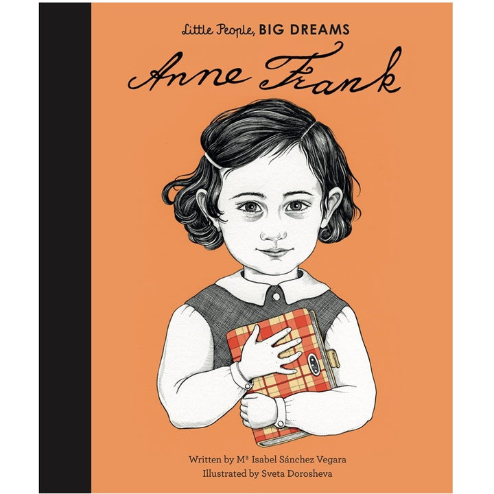 Anne Frank, Little People, Big Dreams