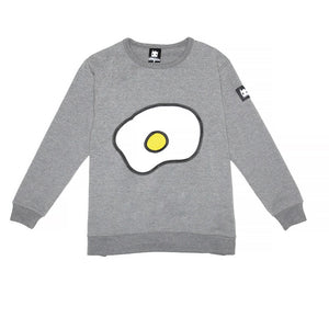 Band of Boys A-Line Egg Crew in Marle Grey