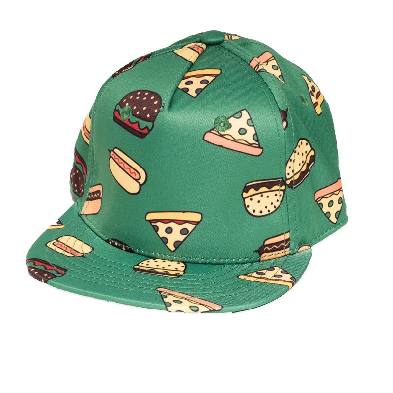 Band of Boys - Cap Hip Hop Takeout - Green