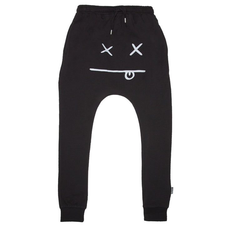 Band of Boys Super Slouch Pants Dead Tired in Black