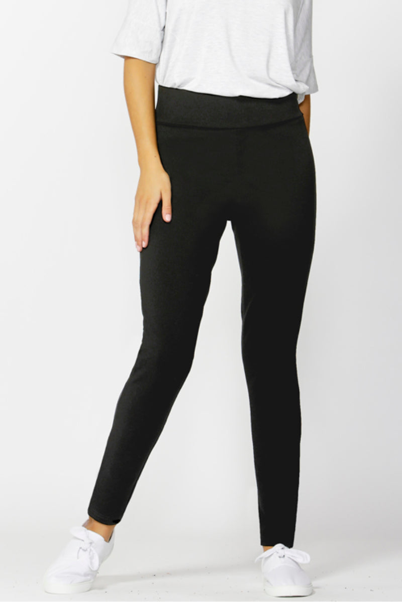Betty Basics Frankie Ponte Pant in Black