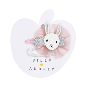 Billy Loves Audrey - Dreaming Bunny Star Clip Duo