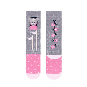 Billy Loves Audrey Princess Mouse Knee High Socks