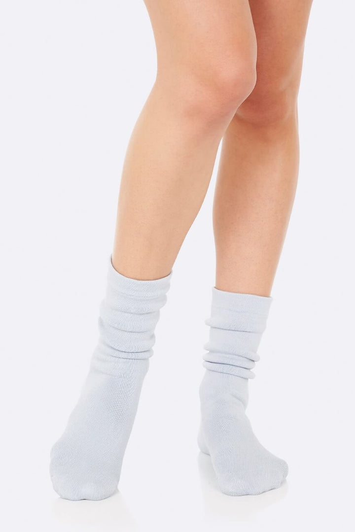 Boody - Womens Chunky Bed Socks -  Dove