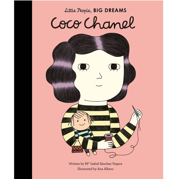 Coco Chanel, Little People, Big Dreams