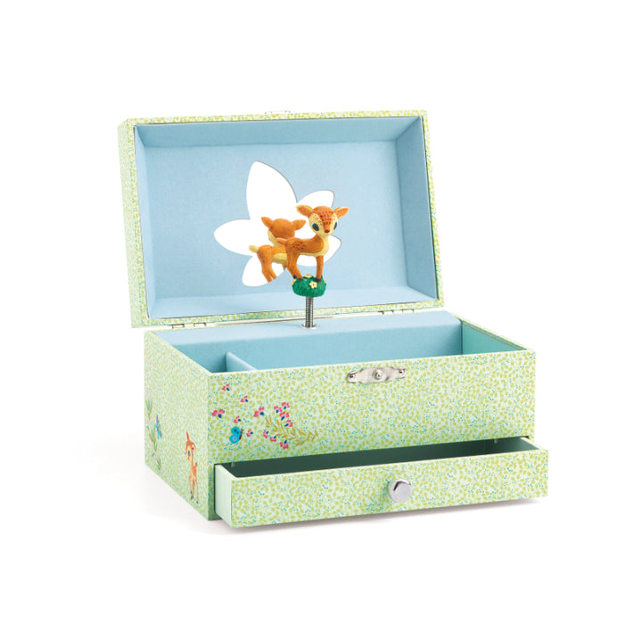 Djeco The Fawns Song Music Box