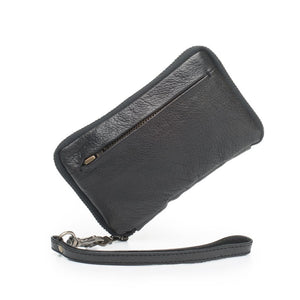 Dusky Robin Jean Small Purse in Black
