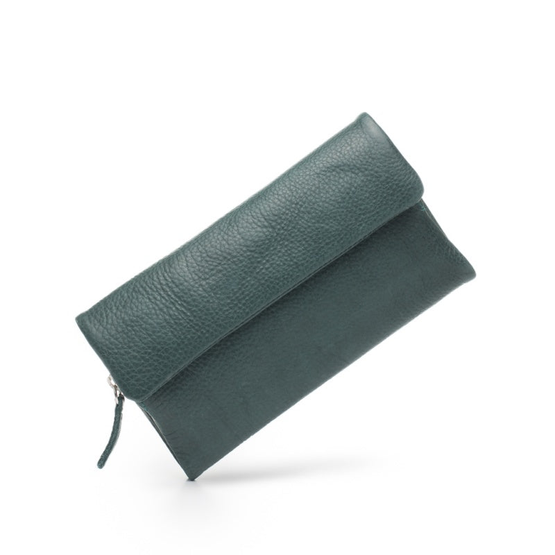 Dusky Robin Chloe Purse in Green