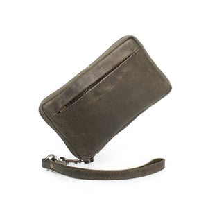 Dusky Robin Jean Small Purse in Charcoal