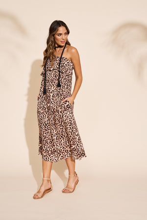 Eb & Ive - Savannah Dress - Leopard