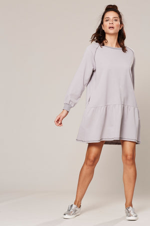 Eb & Ive Zadar Sporte Dress in Lunar