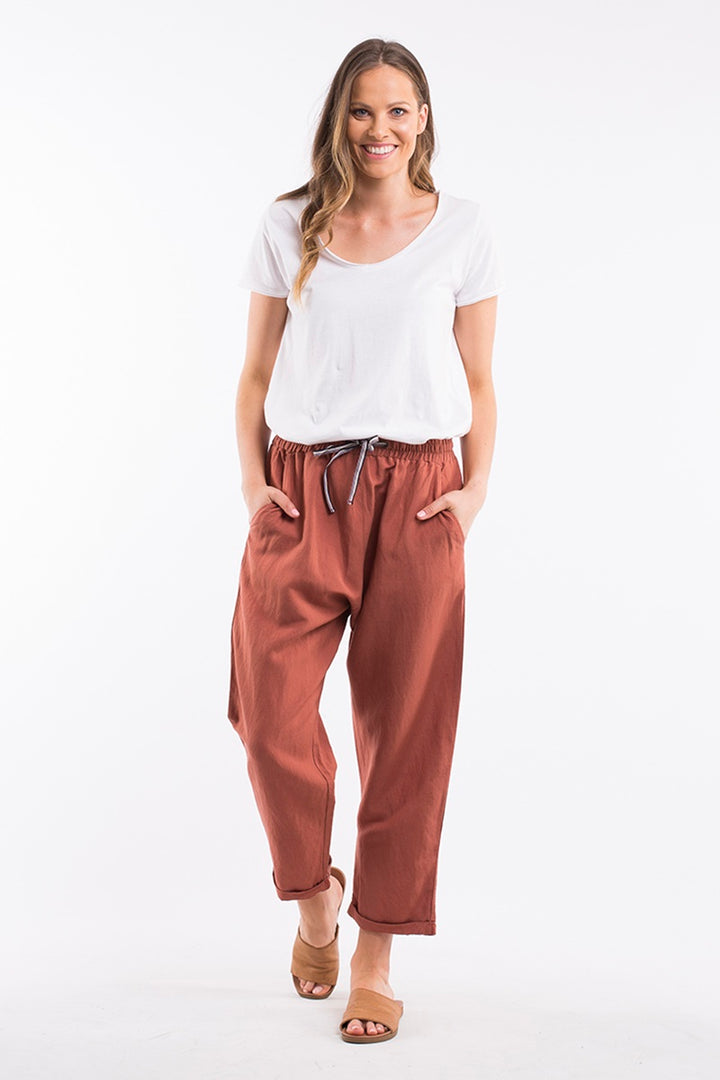 Elm - Cool Breeze Pant - Bronze