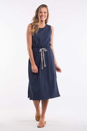 Elm - Tie Front Joni Dress