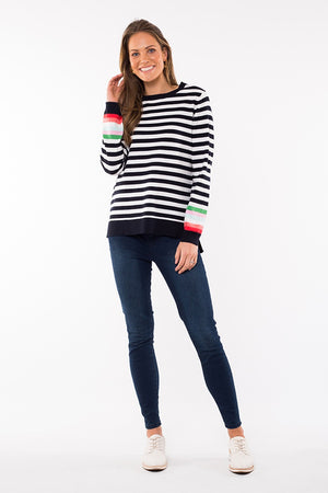 Elm - Tinker Stripe Knit